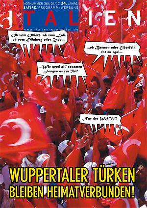 Wuppertaler Türken bleiben Heimatverbunden