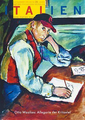Otto Waalkes: Allegorie der Kritzelei