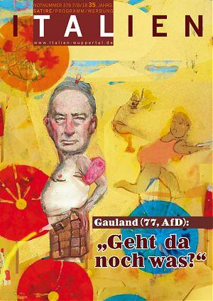 """Gauland (77, AfD): """"Geht da noch was?"""""""