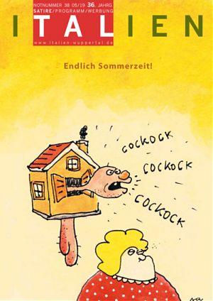 Endlich Sommerzeit! - Cockcock cockock cockok ...