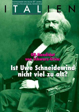 OB-Kandidat von Schwarz-Grün: Ist Uwe Schneidewind nicht viel zu alt?
