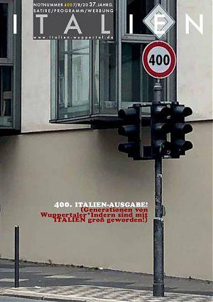 400. Italien-Ausgabe