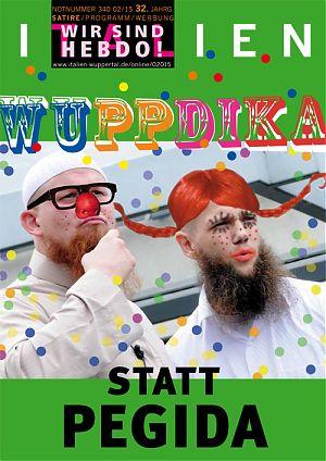 Wuppdika statt Pegida