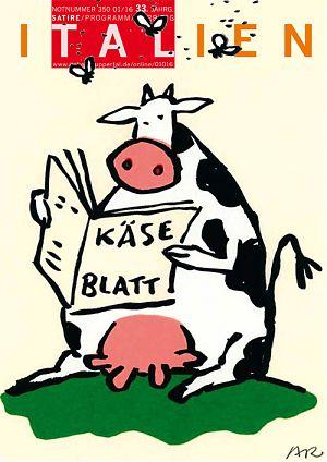 Käse-Blatt